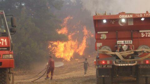 Manavgat'taki büyük felaket devam ediyor