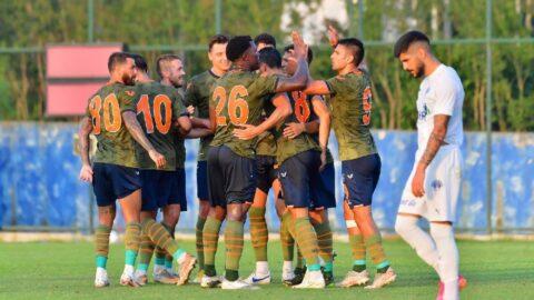 Kasımpaşa, Başakşehir'e boyun eğdi: 2-1
