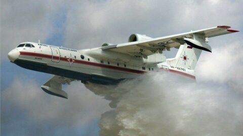Rus yangın söndürme uçaklarını getiren şirket kimin?