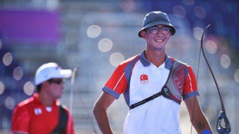 Mete Gazoz, 2020 Tokyo Olimpiyat Oyunları'nda finale yükseldi