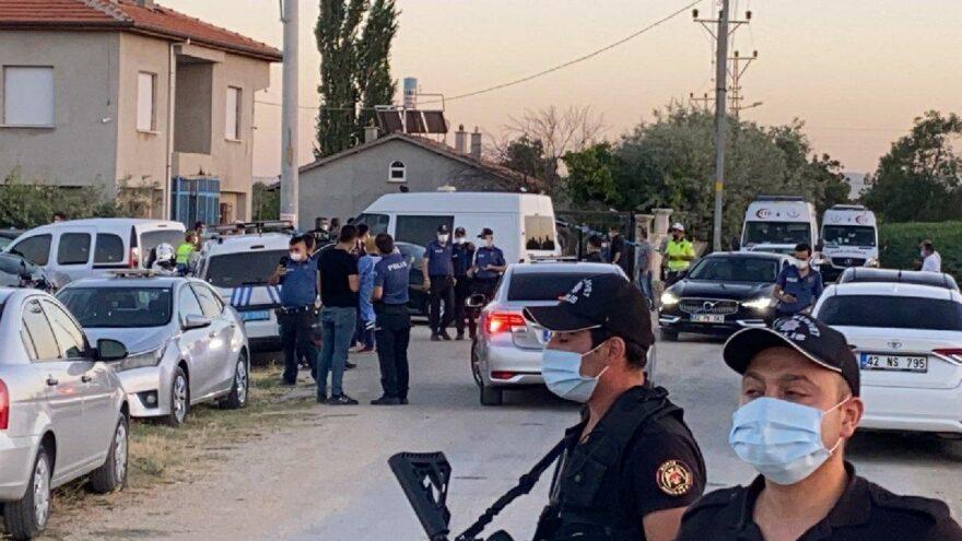 Siyasilerden Konya'daki katliama tepki