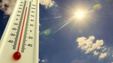 Meteoroloji haritayla uyardı: Aşırı sıcaklara dikkat