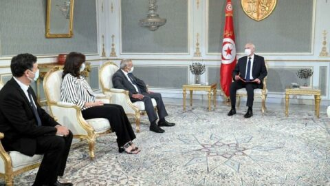 Tunus Cumhurbaşkanı Said: Ülkede adaletsizliğe, gasp veya fonlara el konulmasına yer yok