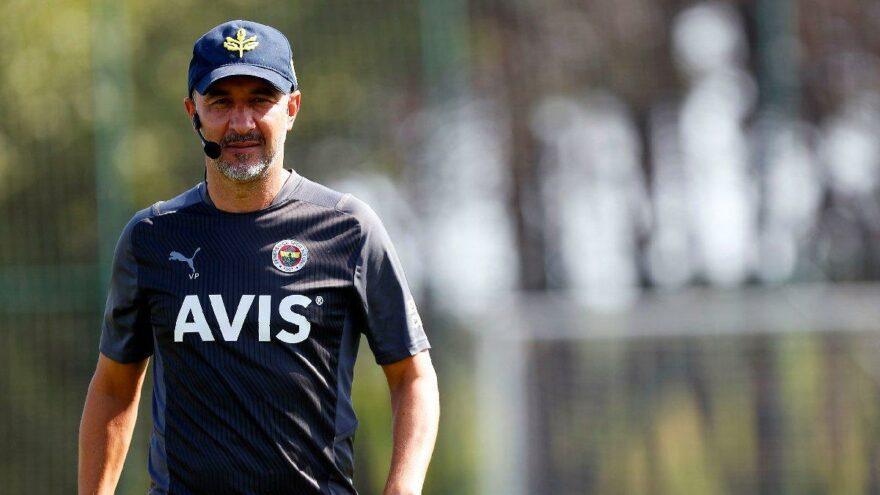 Fenerbahçe'nin teknik patronu Vitor Pereira yeni sezon için kararını verdi