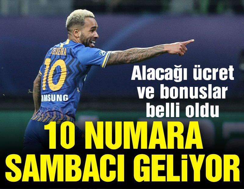 Beşiktaş, Alex Teixeira'da sona geldi: Rakamlar belli oldu