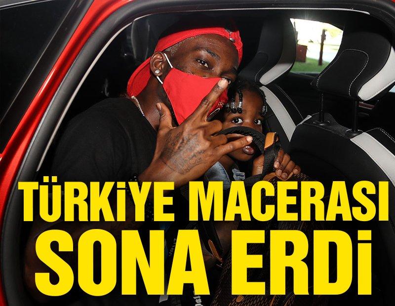 Henry Onyekuru'nun Galatasaray macerası sonlandı! Yeni takımı…