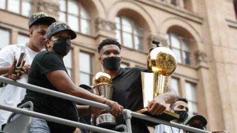 Giannis Antetokounmpo: İşportacılıktan NBA'in zirvesine