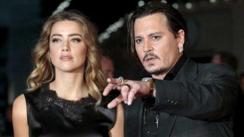 Johnny Depp ve Amber Heard arasındaki savaş bitmiyor