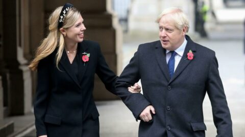 Boris Johnson ve Carrie Johnson ikinci çocuklarını bekliyor