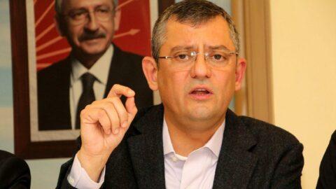 CHP'li Özel'den YAŞ öncesi 'cübbeli amiral' açıklaması