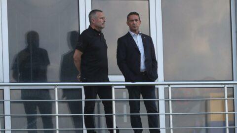 Fenerbahçe'de görev değişimi! Volkan Ballı artık İdari Menajer değil...