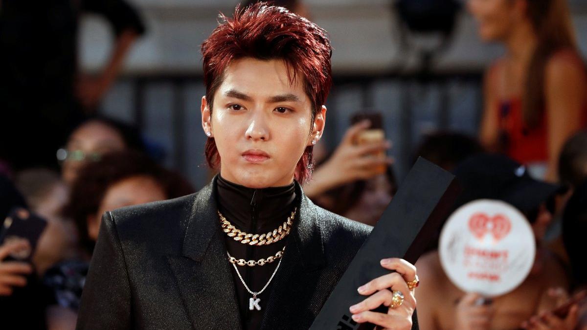 K-pop yıldızı Kris Wu tecavüz şüphesiyle gözaltına alındı