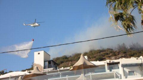 112 yangının 107'sinin kontrol altına alındı