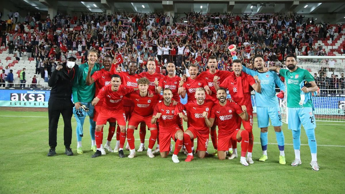 Sivasspor'un Batumi maçlarının saatleri belli oldu