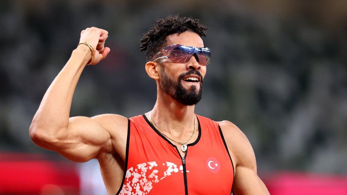 Milli atlet Yasmani Escobar Copello finalde! | 2020 Tokyo Olimpiyatları