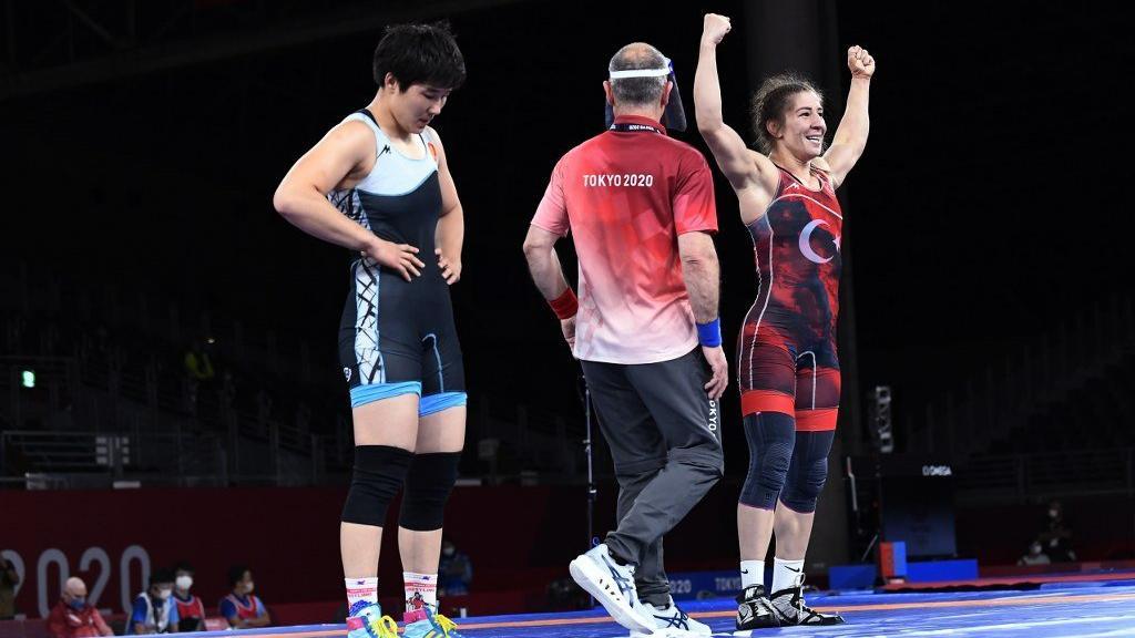 Yasemin Adar, 2020 Tokyo Olimpiyatları Oyunları'nda tarih yazdı