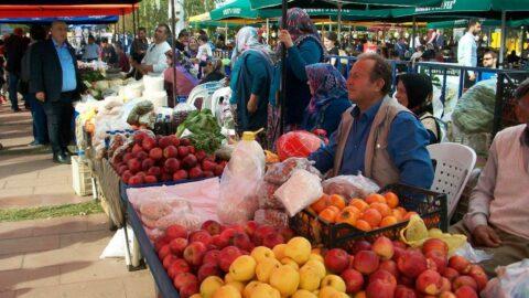 Meyve fiyatları bir yılda yüzde 108 arttı
