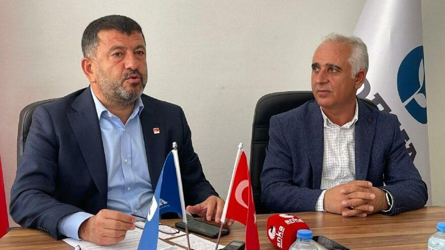 CHP'li Ağbaba: Saray'a üç günde harcanan parayla THK'nin 6 uçağı uçurulabilirdi