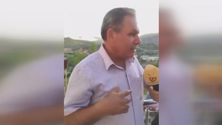 Yangın felaketi sürerken AKP'li belediye başkanından skandal ifadeler