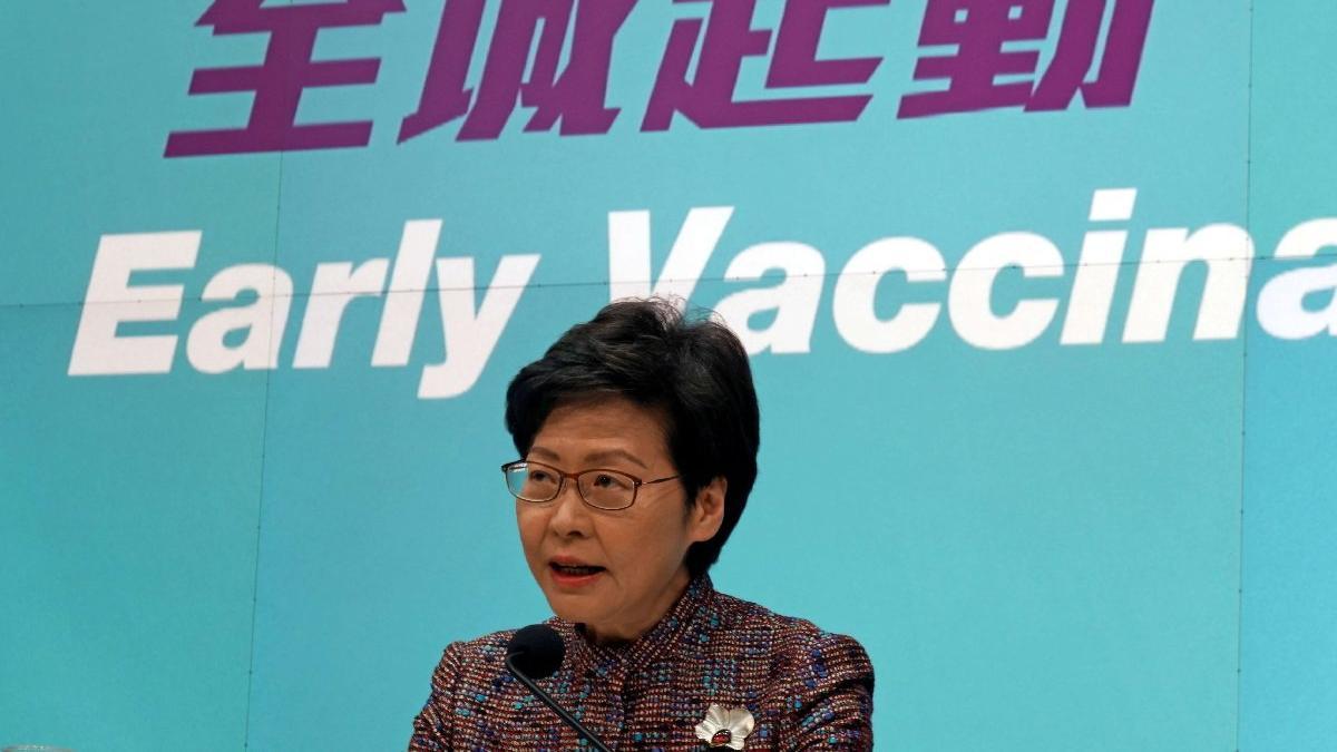 Hong Kong'dan aşı olmayan vatandaşlara yönelik yeni önlem: Test yapılmayacak