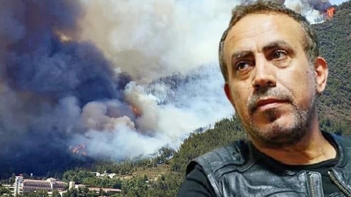 Haluk Levent uyardı, yangın termik santrale ulaştı!
