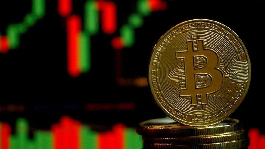 Bitcoin 40 bin doların altına indi