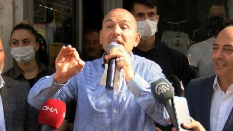 Soylu'dan Kılıçdaroğlu'na 'hadsizler' yanıtı