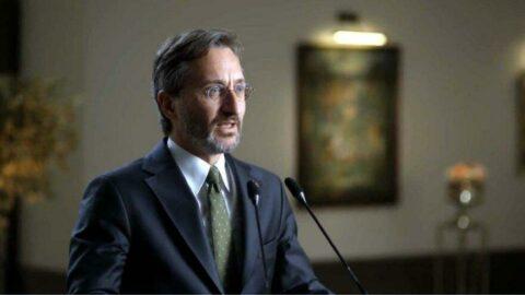 Fahrettin Altun: Devletimizi aciz göstermek istiyorlar