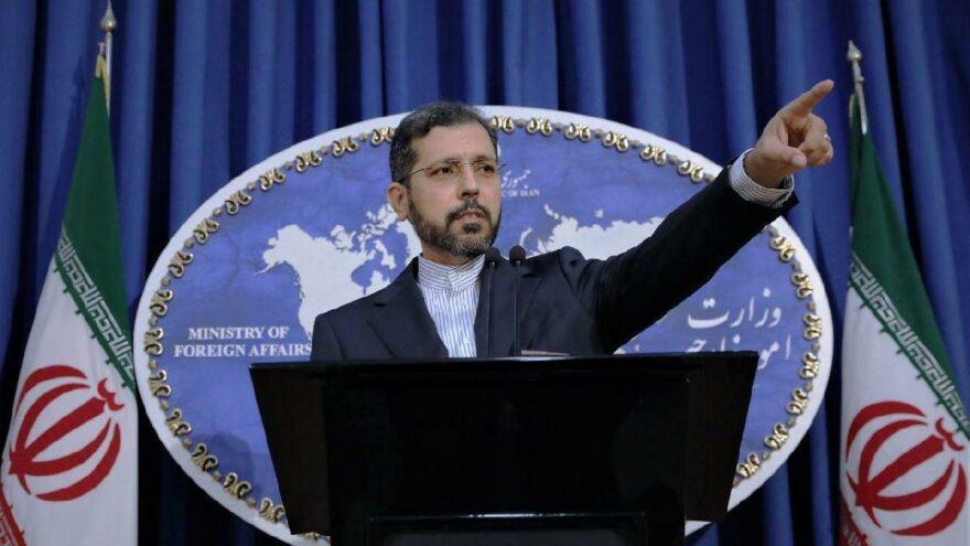 Gemi krizi derinleşiyor… İran'dan İngiltere ve ABD'ye sert tepki: Olası bir maceraya derhal karşılık veririz