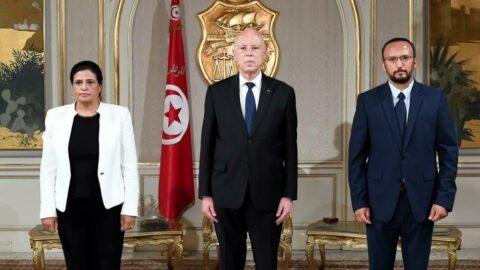 Tunus'ta yeni gelişme: İki bakan görevden alındı