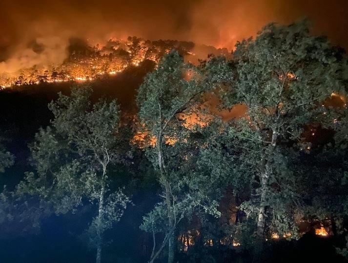 Isparta'daki yangın 2. gününde durdurulamıyor - Son dakika haberleri
