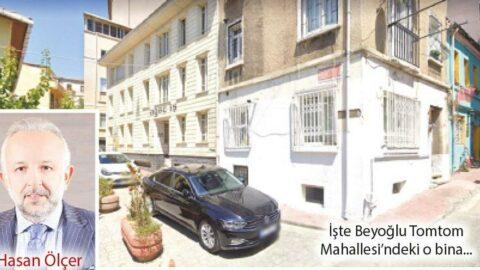 İBDA-C'nin avukatı İBB'ye bina satmış!