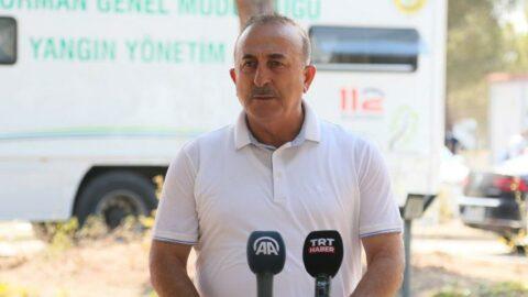 Bakan Çavuşoğlu: Bugün ve yarın kritik gün