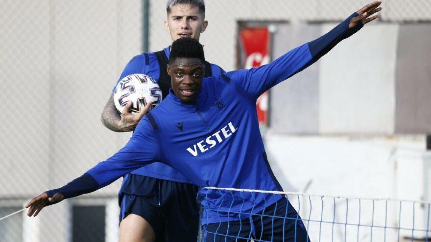 Trabzonspor'dan Caleb Ekuban için KAP bildirimi
