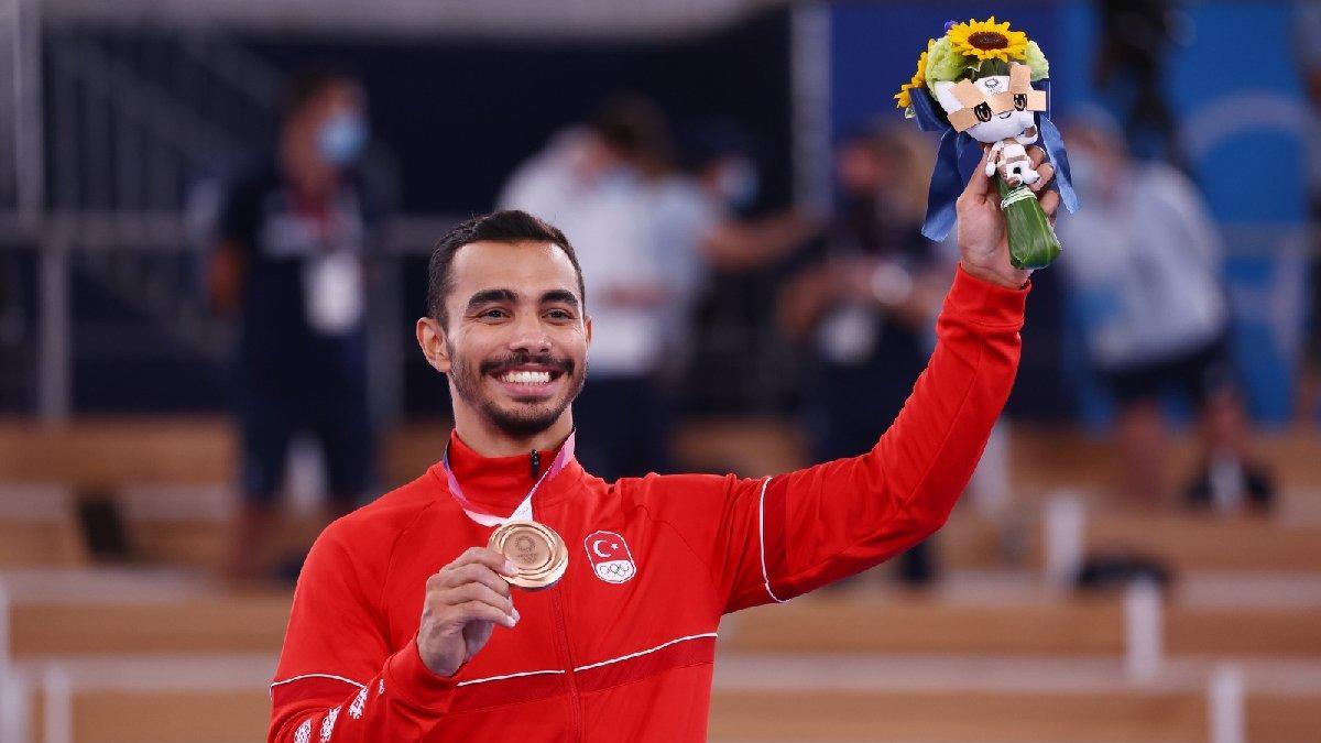 Ferhat Arıcan cimnastikte tarih yazdı! Olimpiyat tarihimizde ilk madalya | 2020 Tokyo Olimpiyatları