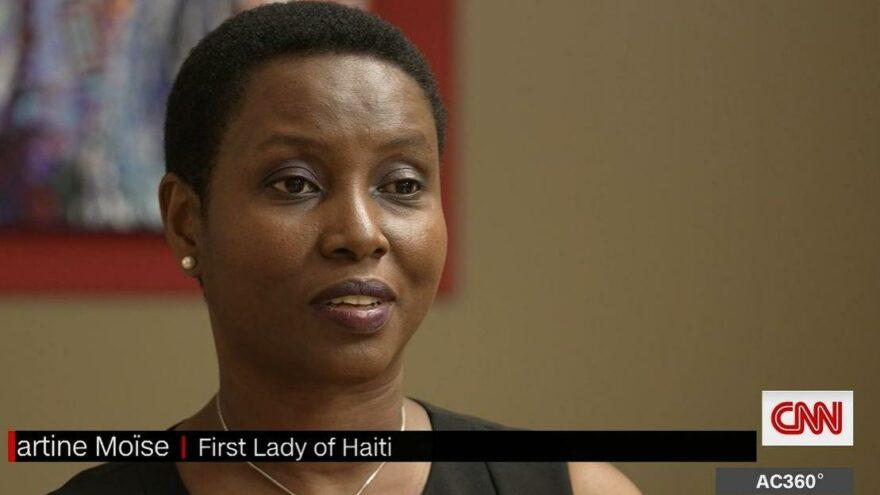 Suikaste kurban giden Haiti Cumhurbaşkanı'nın eşi yaşananları anlattı