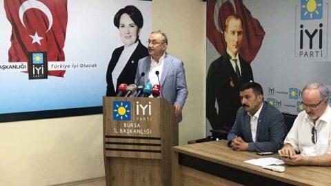 İYİ Partili Tatlıoğlu: Meclis acilen toplanmalı