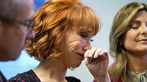 Ünlü oyuncu Kathy Griffin'den üzücü haber: Akciğer kanserine yakalandı