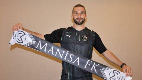 Manisa FK, Sloven orta saha ile anlaştı