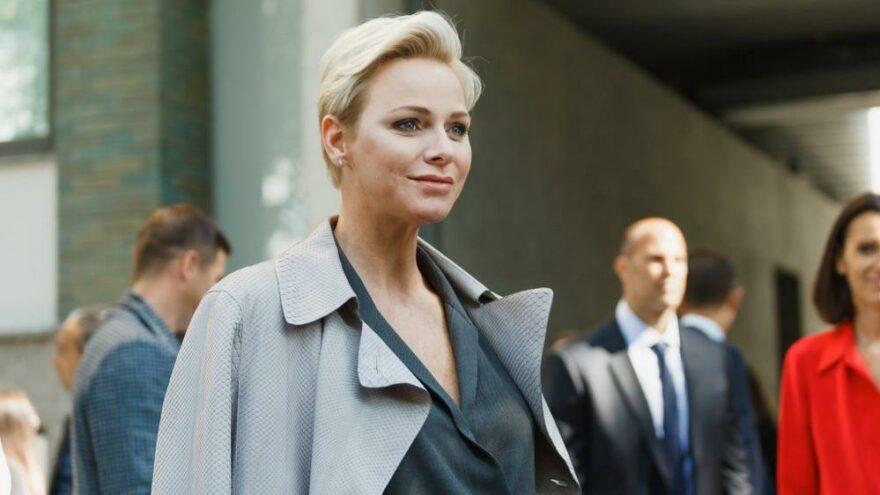 Prenses Charlene, çocuklarından uzak kalsa da Monaco'ya dönmüyor