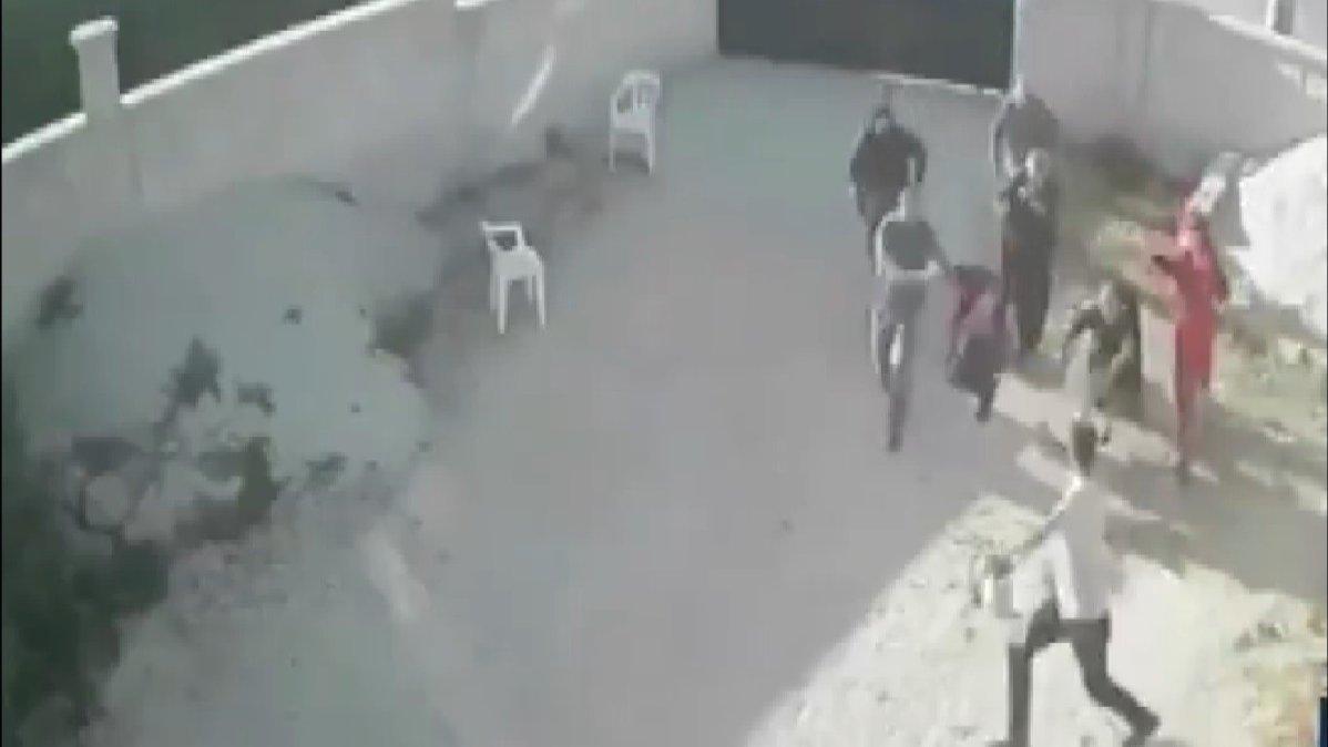 Hayatta kalan tek Dedeoğlu: O kamerayı saldırı olur diye taktırdık