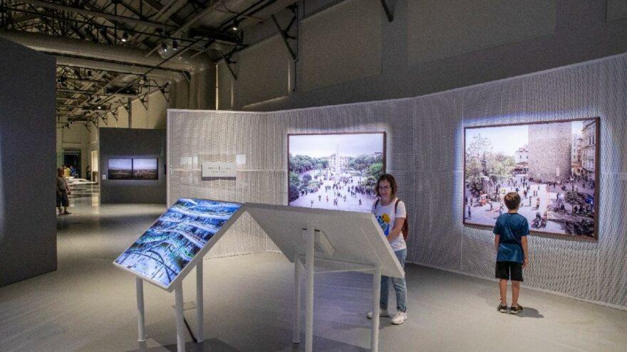 'Müze Gazhane'den 'Kente Doğru' bir sergi