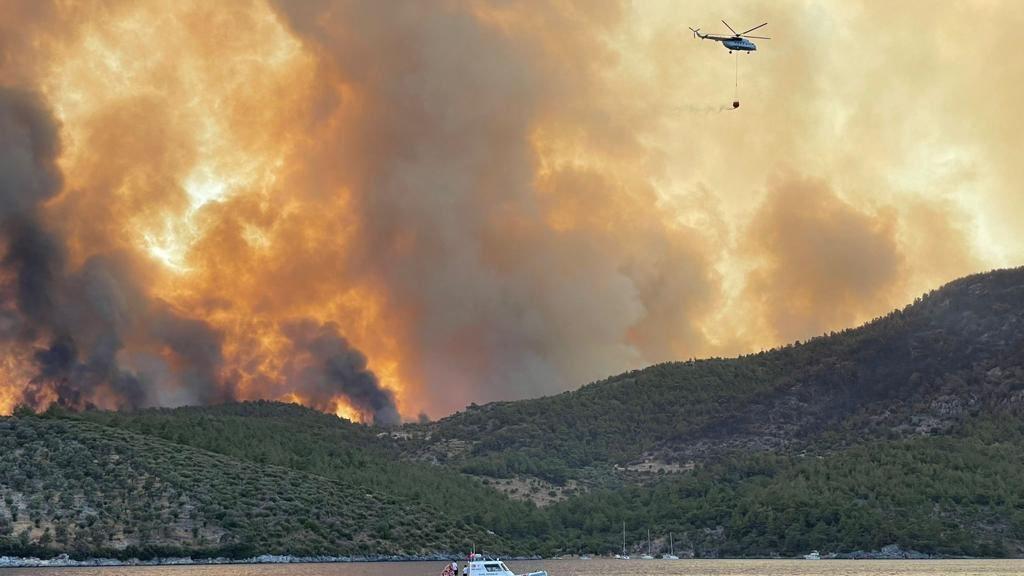 RTÜK'ten medyaya orman yangını uyarısı!