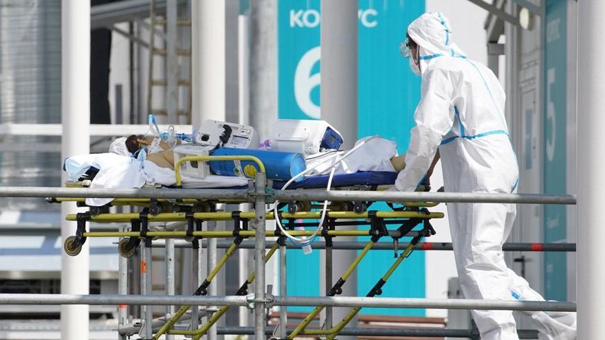 Bilim insanları şaştı: Covid-19 'Hasta S.'nin vücudunda 40 mutasyon geçirmiş
