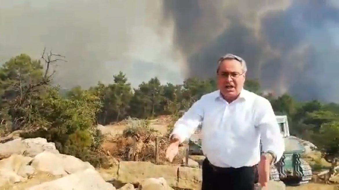 CHP'li vekil böyle isyan etti: Artık yeter yanıyoruz