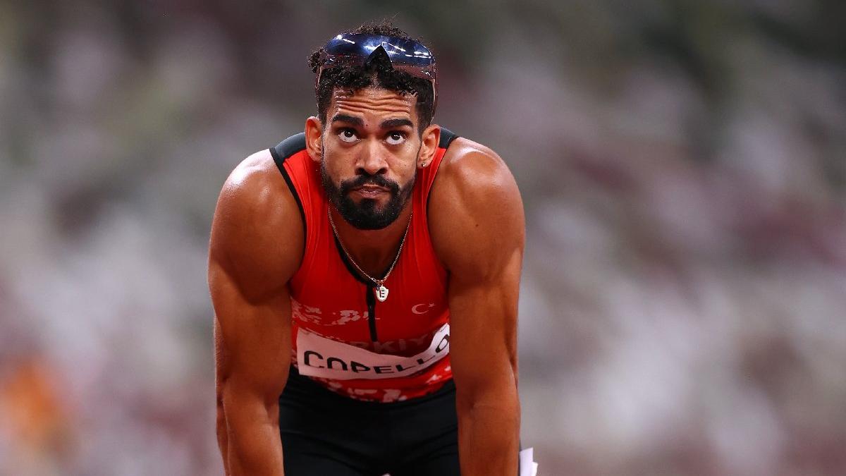 400 metre engellide dünya rekoru kırıldı, Yasmani Copello gözyaşlarıyla veda etti | 2020 Tokyo