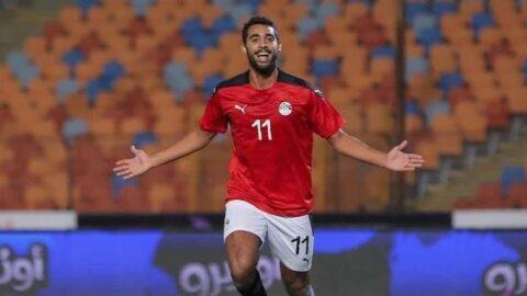 Altay'a Mısırlı golcü