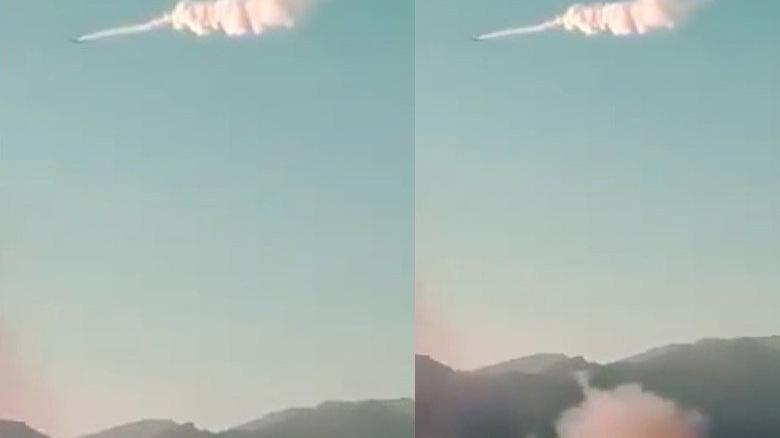 CHP'li Antmen, suyu oldukça yüksekten bırakan uçak görüntüsü paylaştı