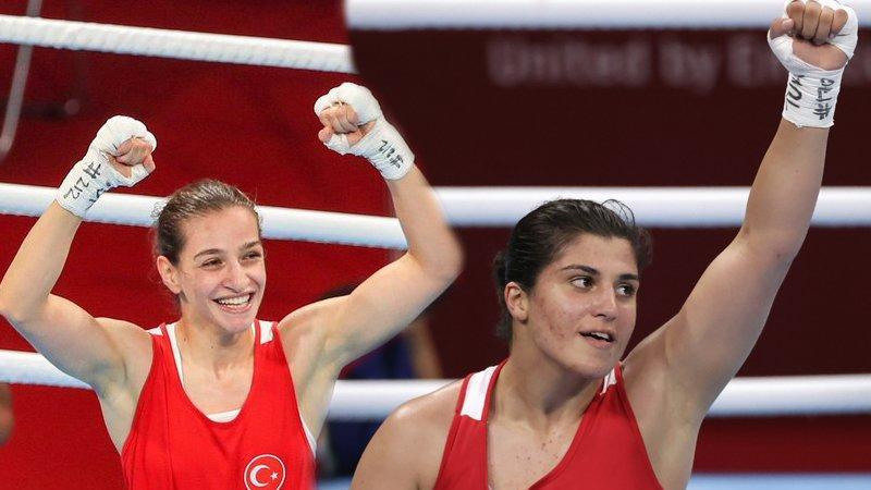Buse Naz Çakıroğlu ve Busenaz Sürmeneli finalde! Tarihte ilk kez... | 2020 Tokyo Olimpiyatları