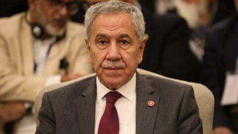 Bülent Arınç'tan yangın açıklaması: Cumhurbaşkanlığı Hükümet Sistemi zarar görür
